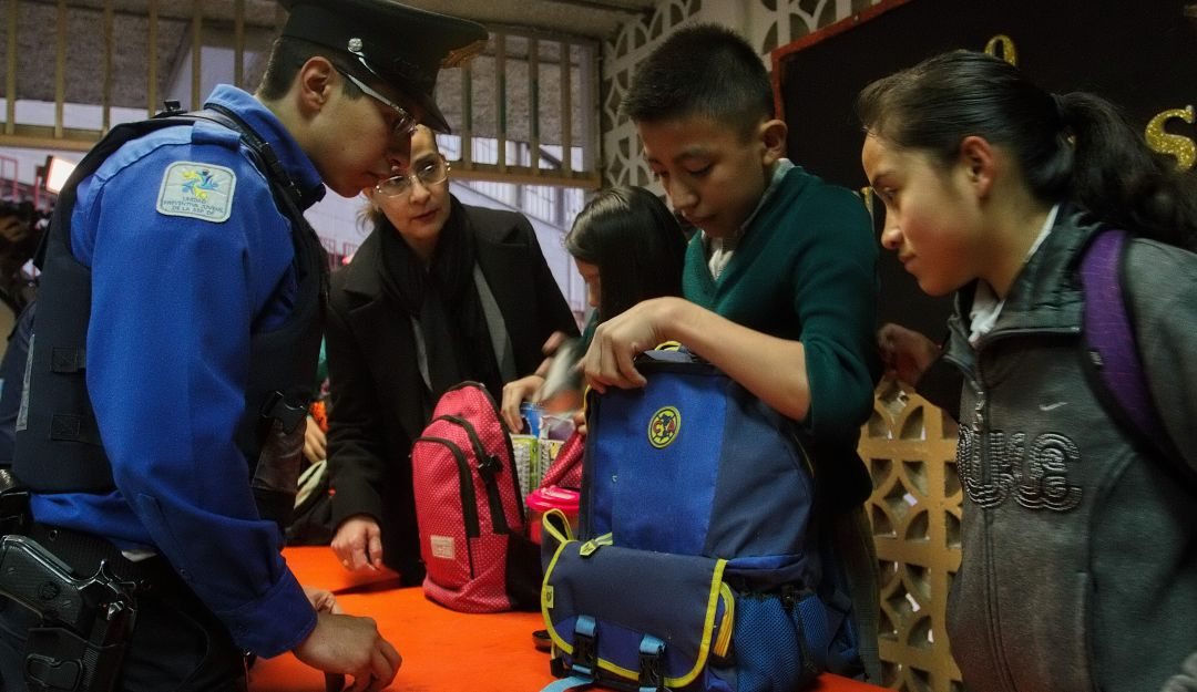 """Redim reprueba """"mochila segura"""" por la que CNDH emitió recomendación"""