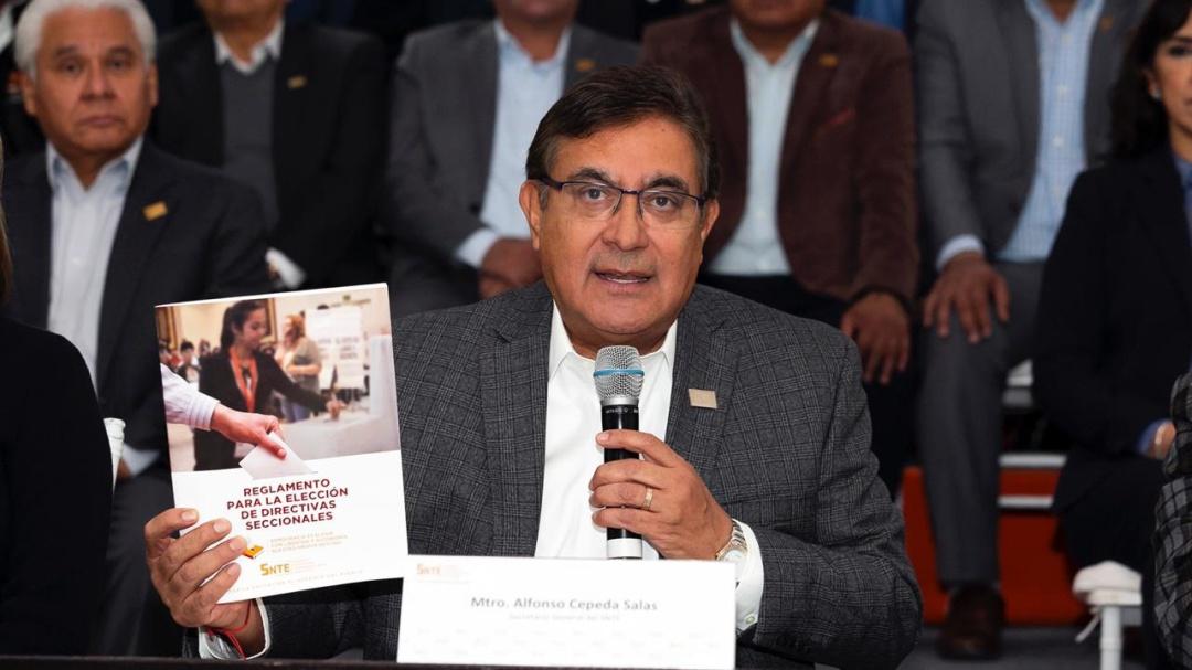 Descartan que Gordillo Morales tenga derechos sobre el SNTE
