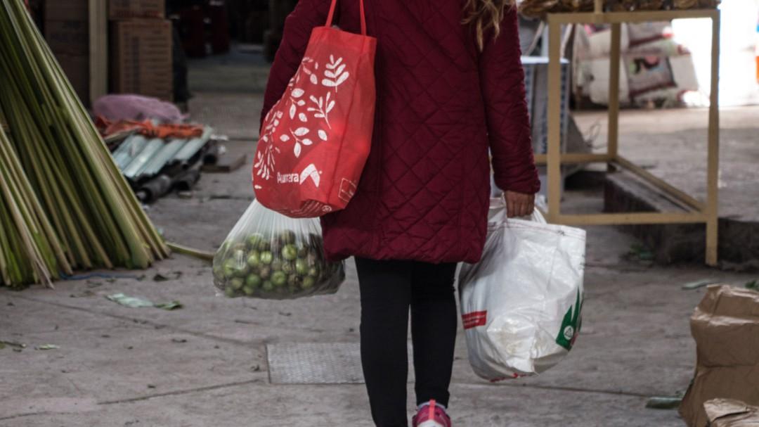 ¿Cómo va la prohibición de bolsas de plástico en la CDMX?
