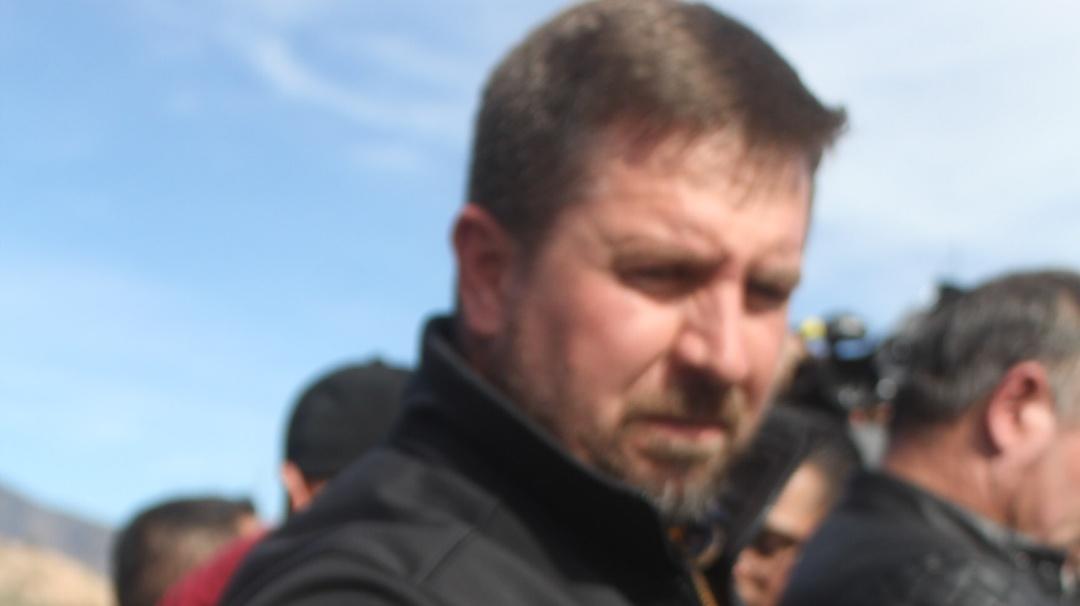 Nosotros pedimos el monumento, no lo ofreció AMLO: Adrián LeBarón