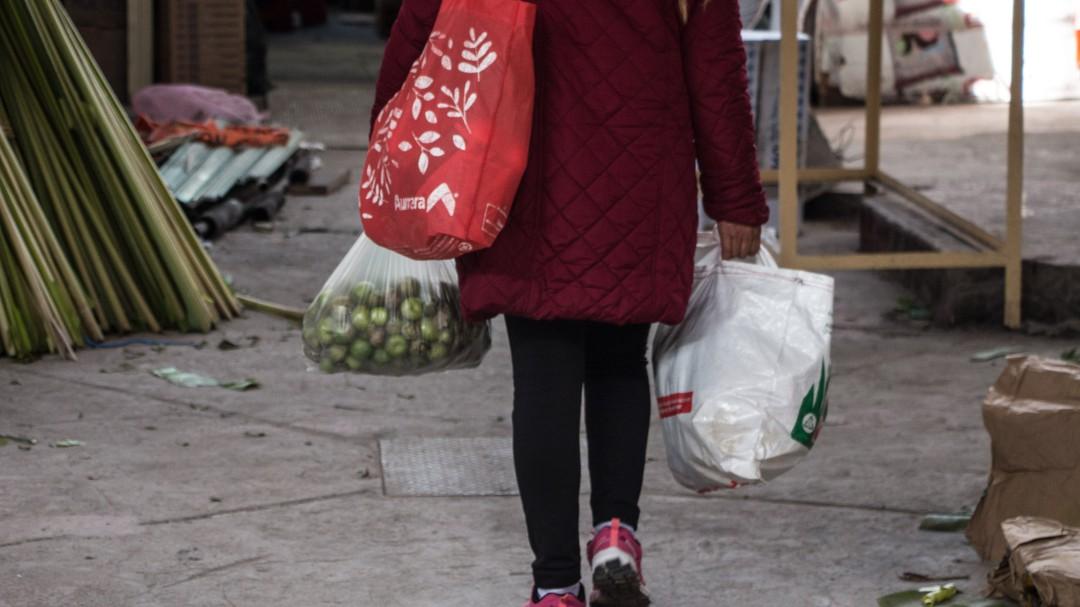 Consumidor hará el cambio, no más bolsas: SEDEMA