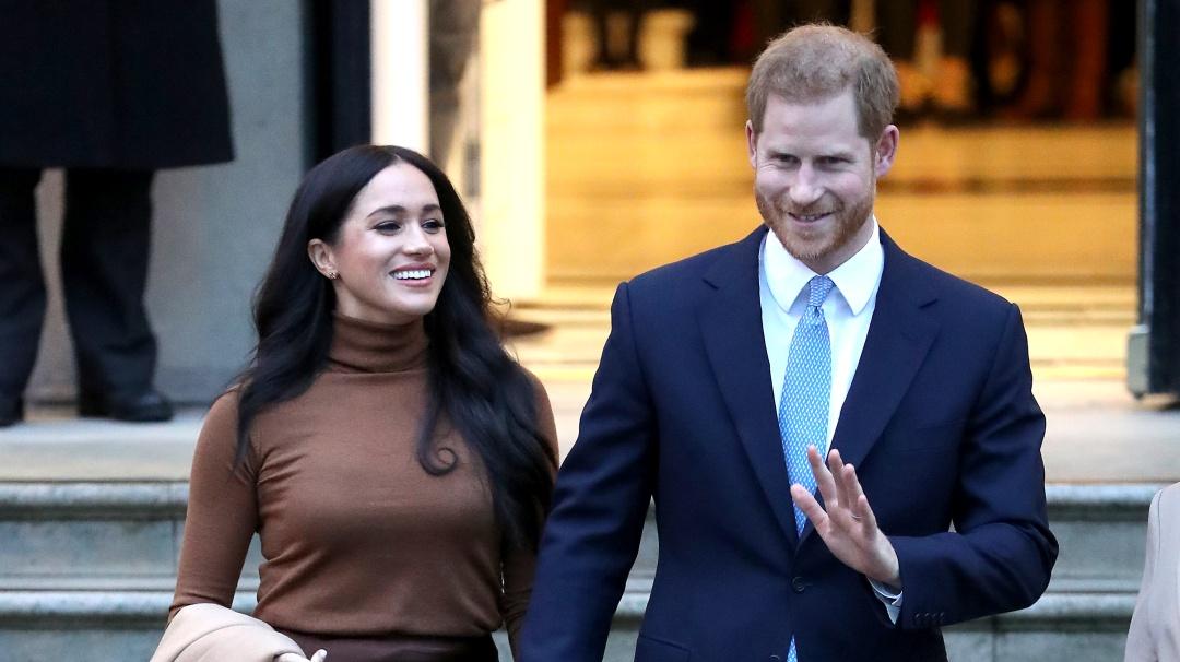 Megan Markle y el Principe Harry