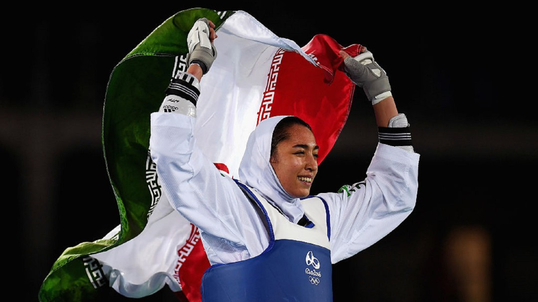 SOPITAS: Medallista olímpica de Tae Kwondo en Irán se va de su país