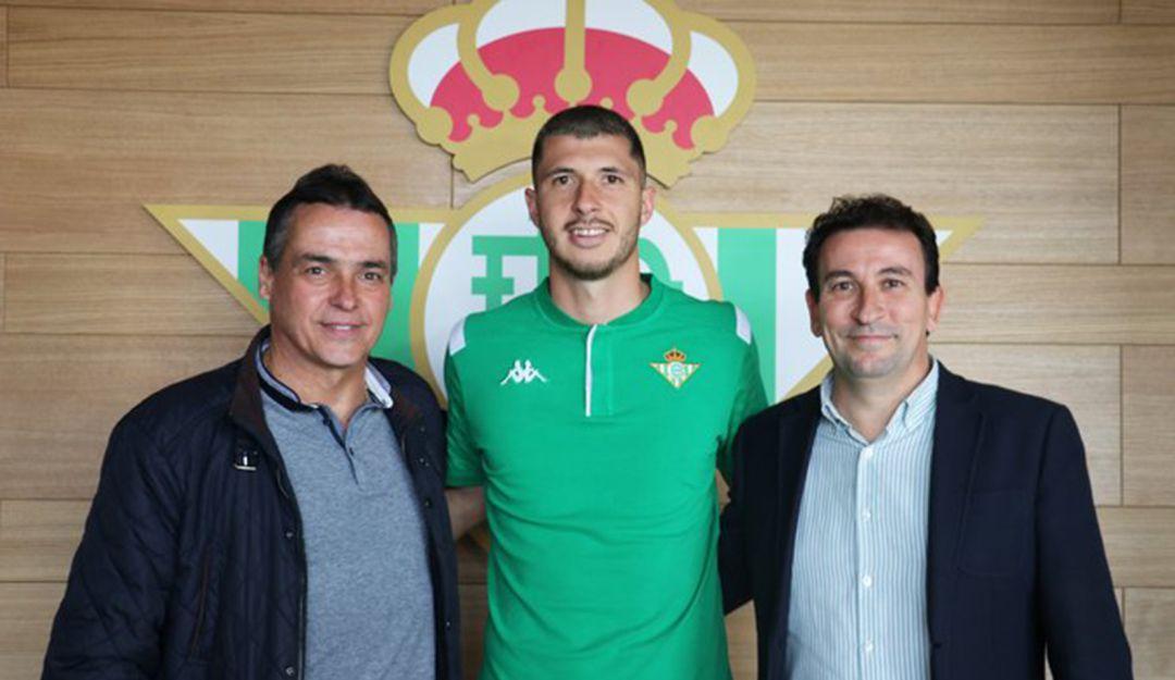 Guido Rodríguez es nuevo jugador del Betis
