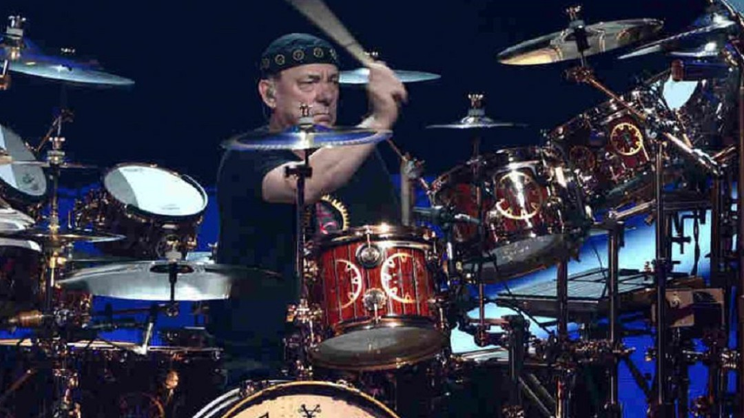 #PLAYLIST: Neil Peart