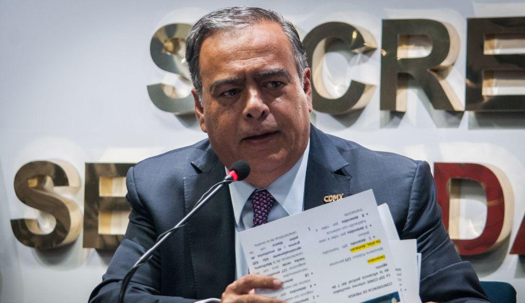 CDMX solicita a Interpol ficha roja para localizar a Raymundo Collins