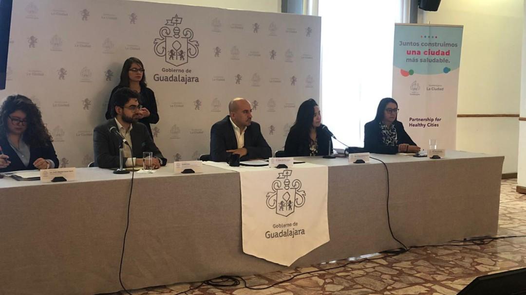 Guadalajara apuesta por ciudades saludables