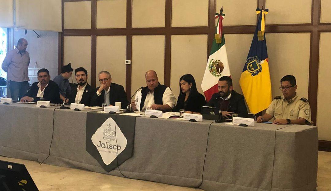 Jalisco presenta estrategia contra incendios forestales