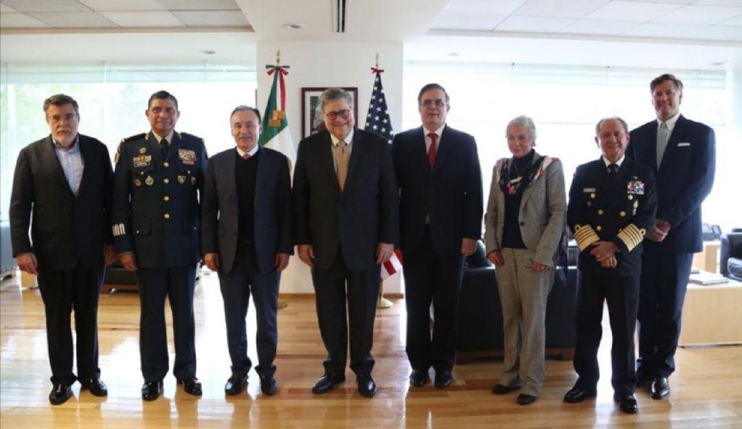 Mexico y EU acuerdan cooperación en lucha contra drogas como fentanilo