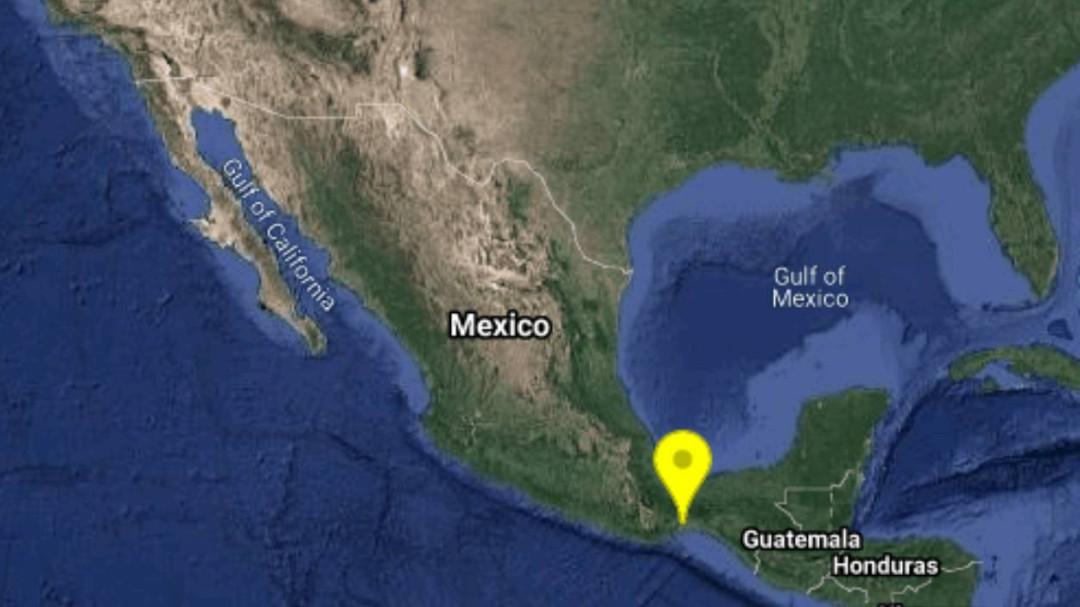 Sismo de 5.3 sacude Oaxaca