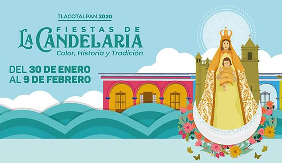 Presentan SECTUR y Tlacotalpan Fiestas de la Candelaria 2020