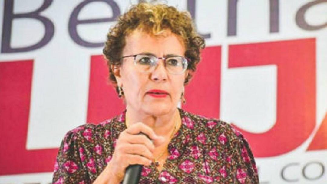 Nuestro objetivo no es quitar a Yeidckol: Bertha Luján