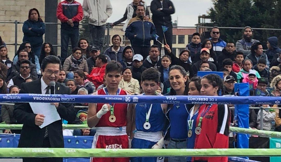 Las Olimpiadas Comunitarias en la CDMX tuvieron buena respuesta