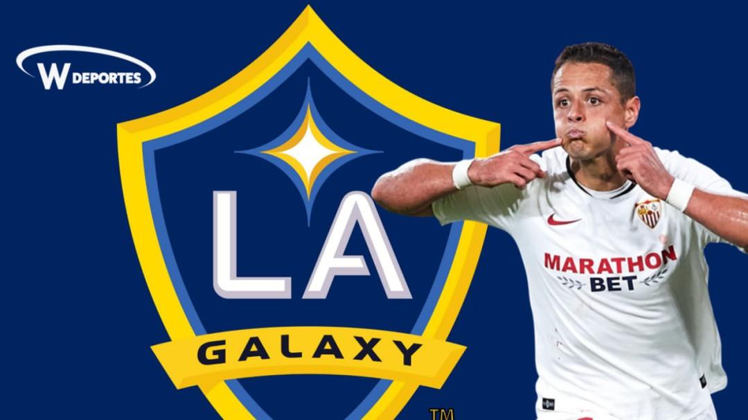 """""""Chicharito"""" es nuevo jugador del LA Galaxy"""