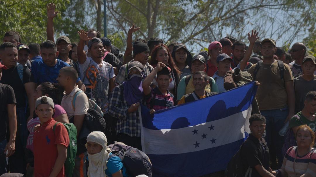 Sorprende ver a Guardia Nacional maltratando migrantes: Eunice Rendón