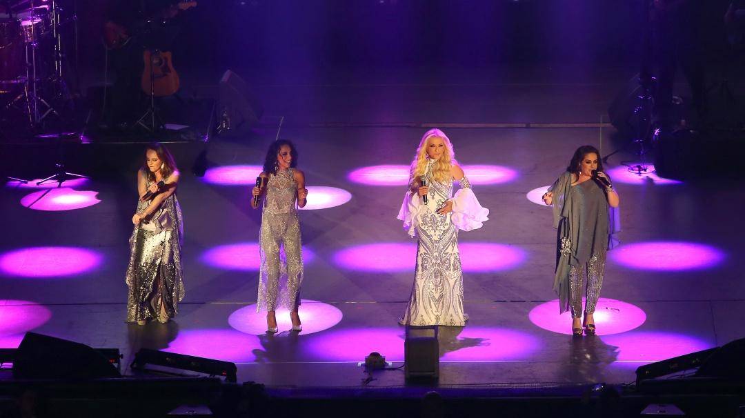 """Martes de siempre en Domingo: Yuri y Pandora """"Juntitas Tour"""""""