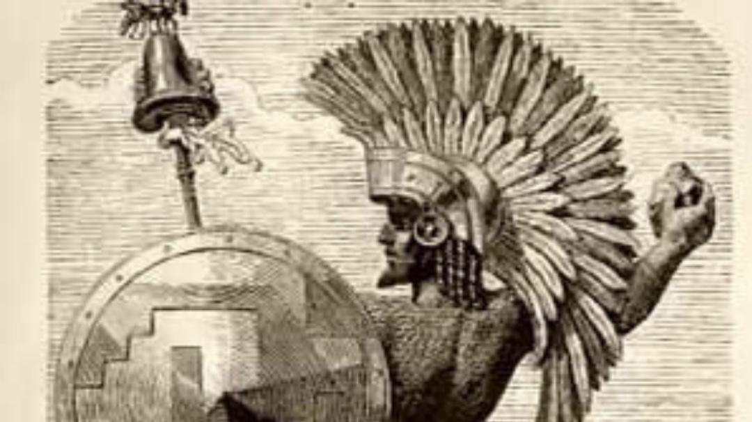 Barra de oro hallada en la CDMX es del tesoro de Moctezuma