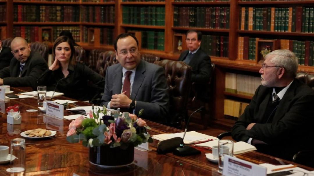 INE no es oficina de Gobernación: Ciro Murayama