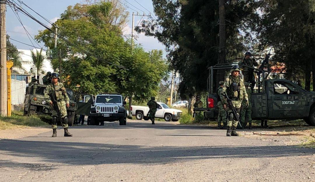 Tiroteo en Tomatlán deja a dos detenidos