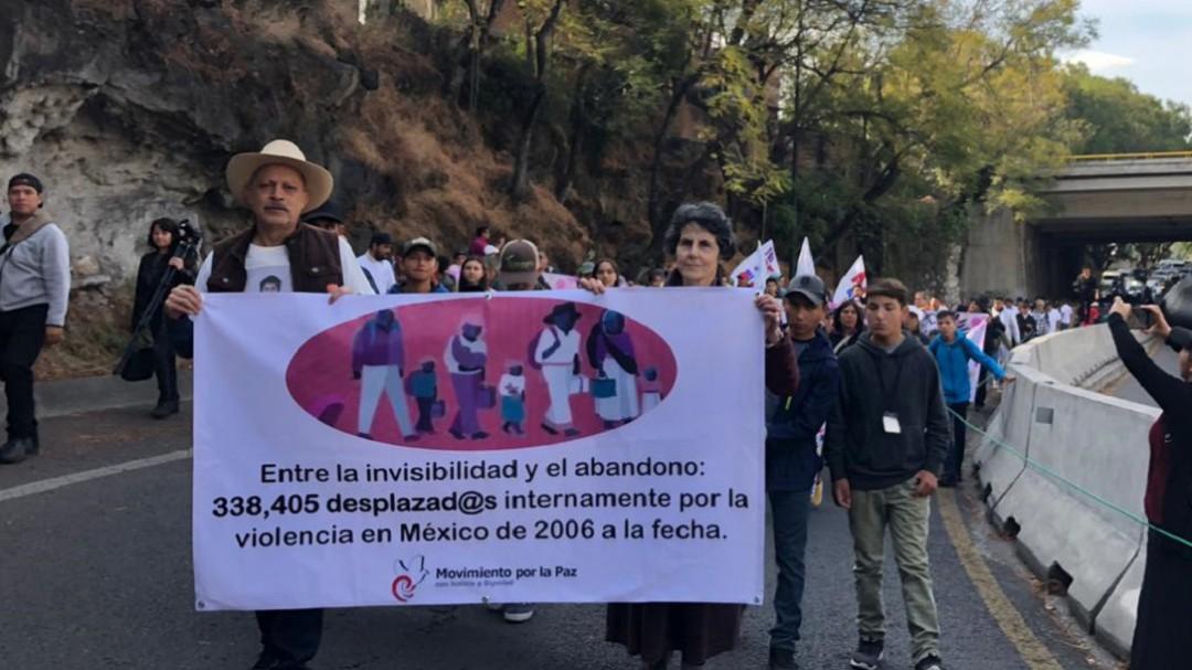 Movimiento de Sicilia va a crecer: Adrián LeBarón