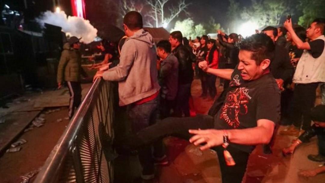 ¿Qué pasó en el Knotfest MX?