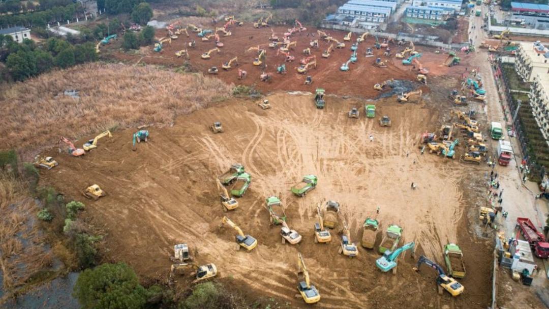 China construirá en 6 días un hospital para tratar casos de coronavirus