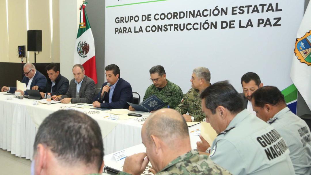 Cero Focos Rojos al final del 2019 en Tamaulipas: Semáforo Delictivo