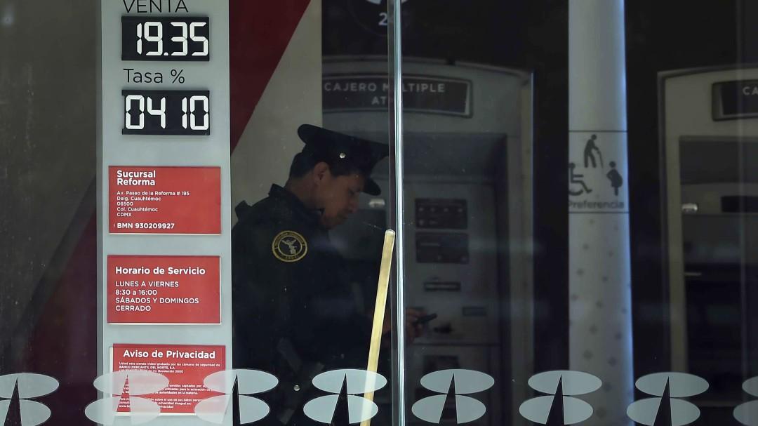 """""""Falso cliente""""; así operan los delincuentes en robos a bancos"""