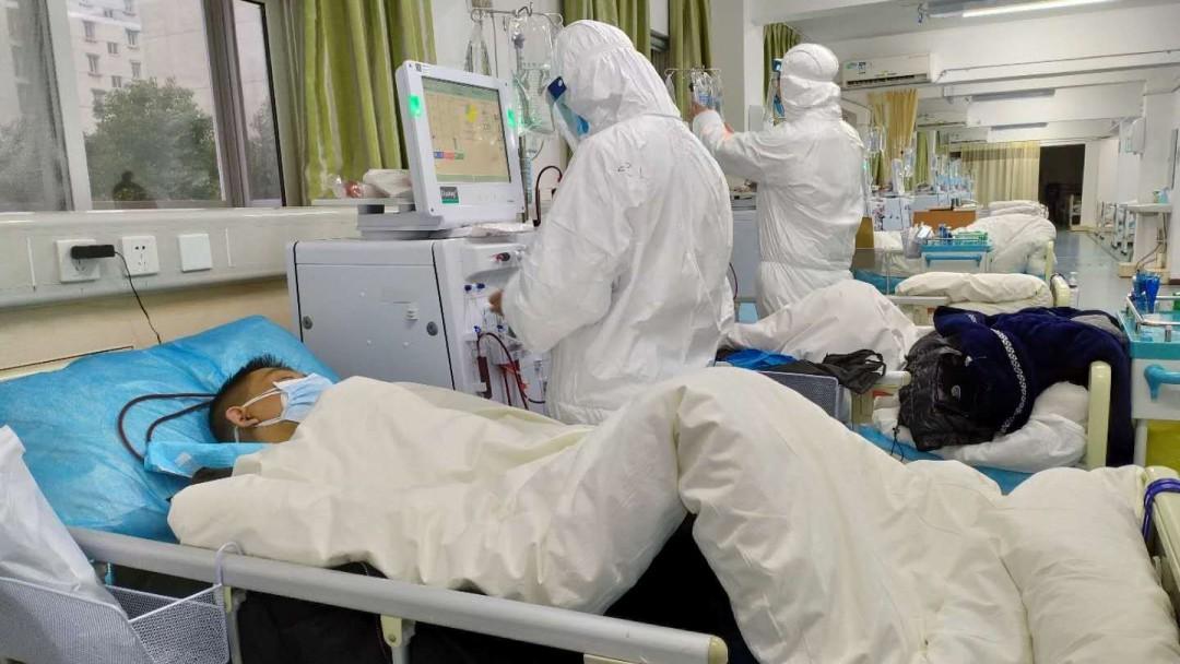 Sube a 56 la cifra de muertos por coronavirus en China