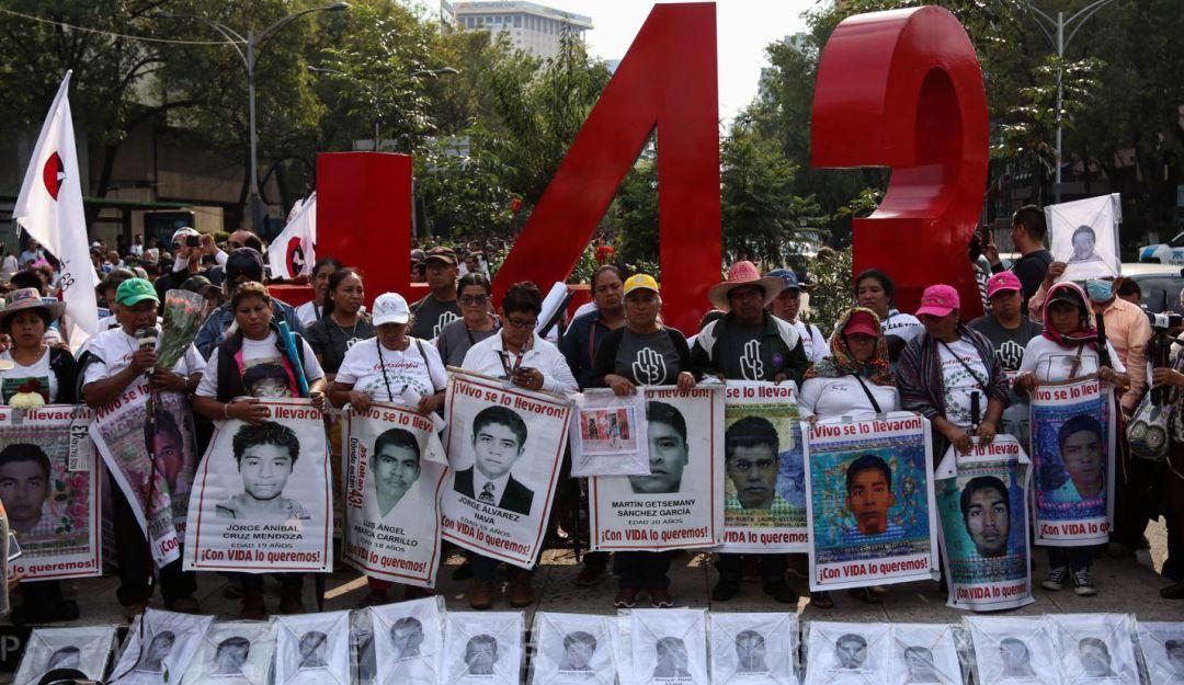 CNDH ordena desaparición de la Oficina Especial para Caso Iguala