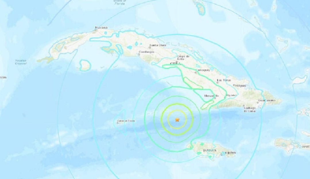 Así se vivió el terremoto en Jamaica; alertan de posible tsunami