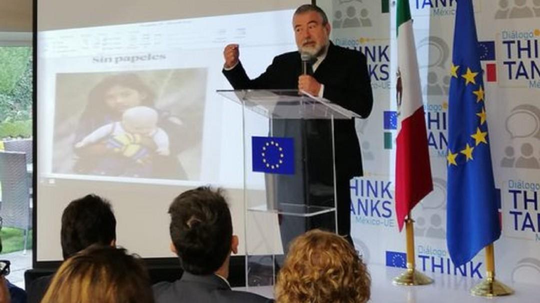 ¿Por ley ONGs pueden entrar a las estaciones migratorias: Carlos Heredia