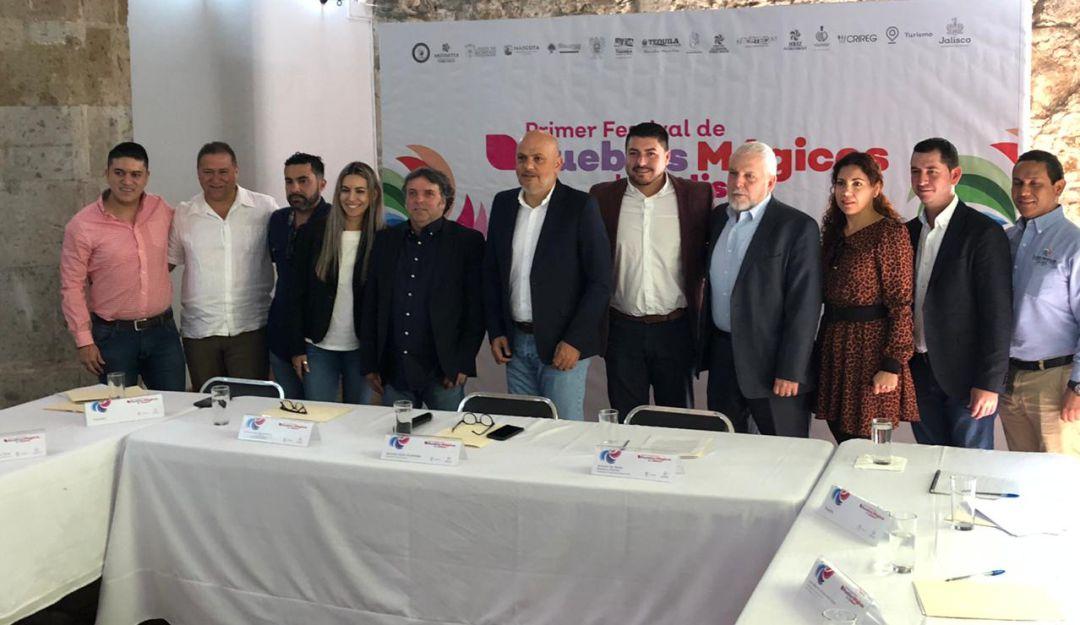 Anuncian Festival de Pueblos Mágicos de Jalisco