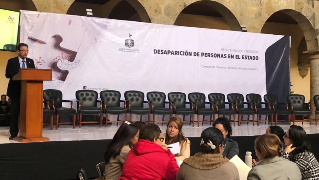 Discuten en Congreso leyes en materia de desaparecidos