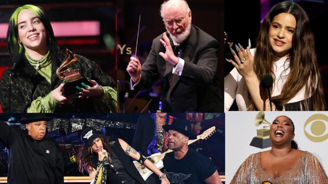 #PLAYLIST: Grammy 2020