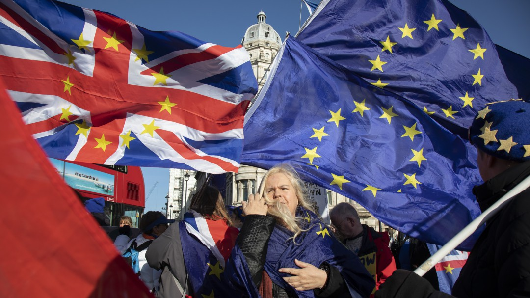Parlamento Europeo ratifica acuerdo del Brexit