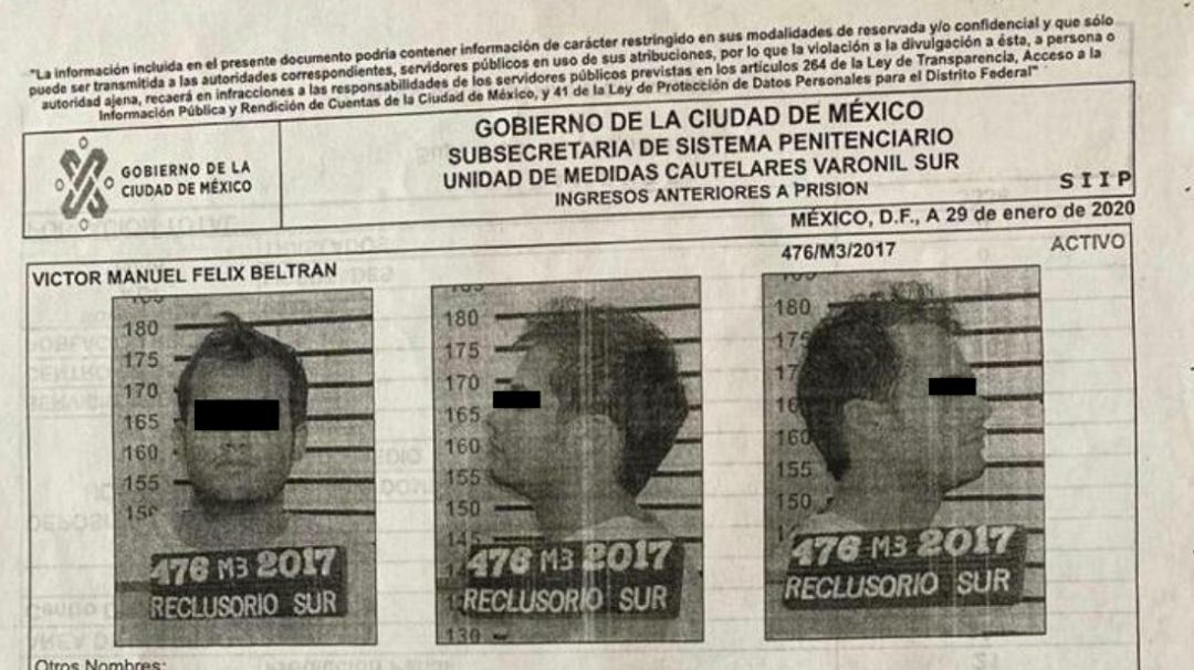 """Se fuga consuegro de """"El Chapo"""" del reclusorio Sur"""