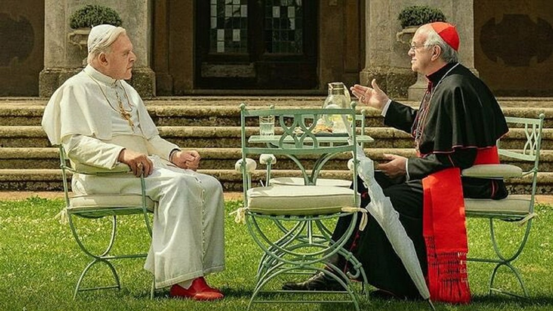 The Two Popes: entrevista exclusiva en WFM