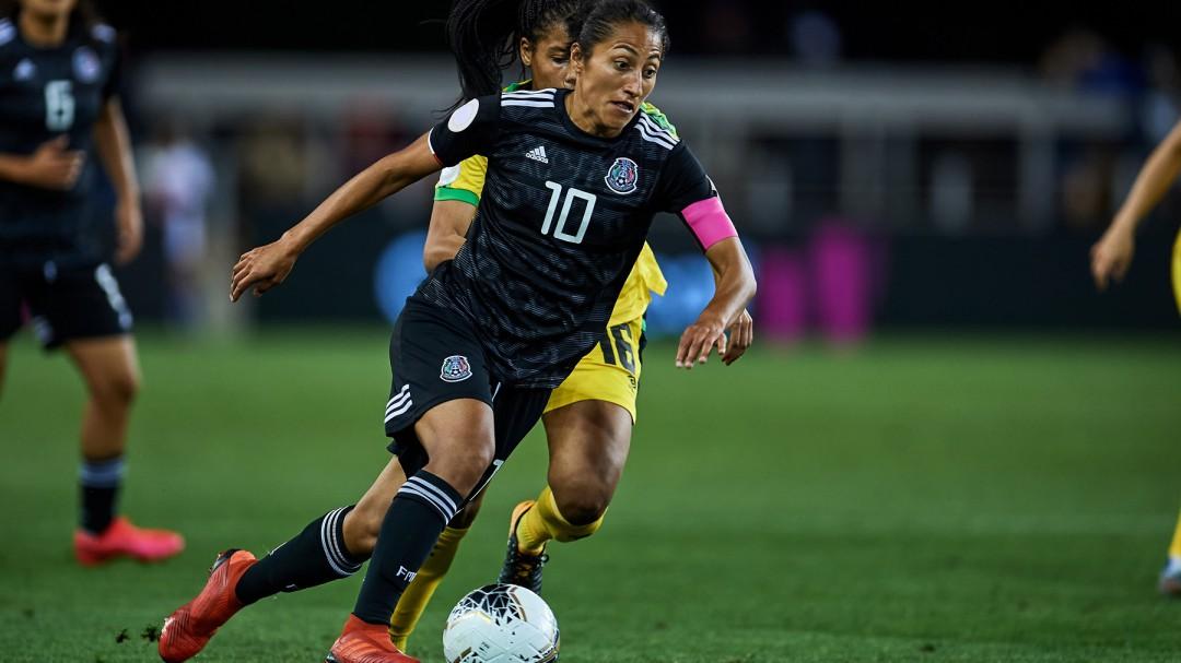 La selección de México femenil gana 1-0 a Jamaica