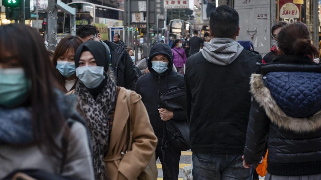 Sube a 170 la cifra de muertos por coronavirus en China