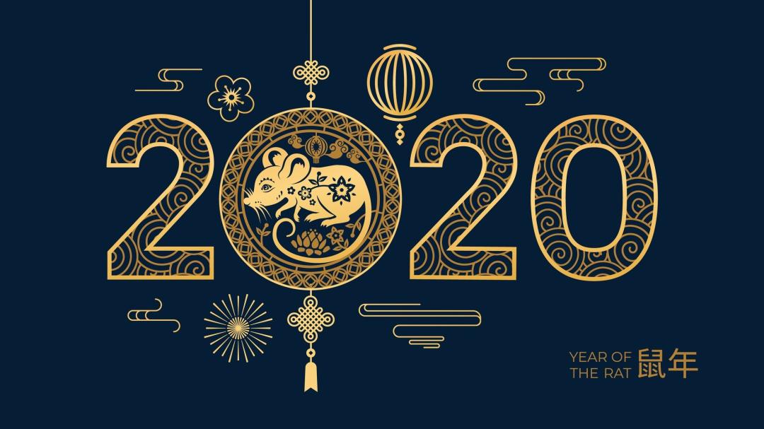 2020: año rata de metal