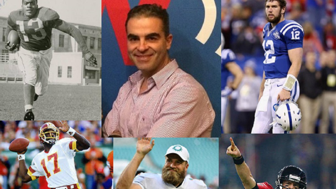 Los mejores quarterbacks tiene maestría: Rodrigo Latorre