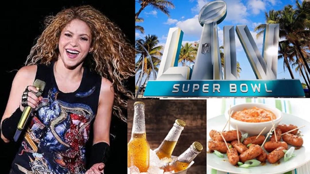 ¿Qué se comerá Shakira antes del Super Bowl?