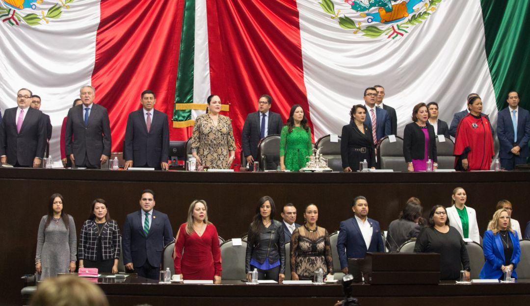 Congreso instala segundo periodo ordinario de sesiones