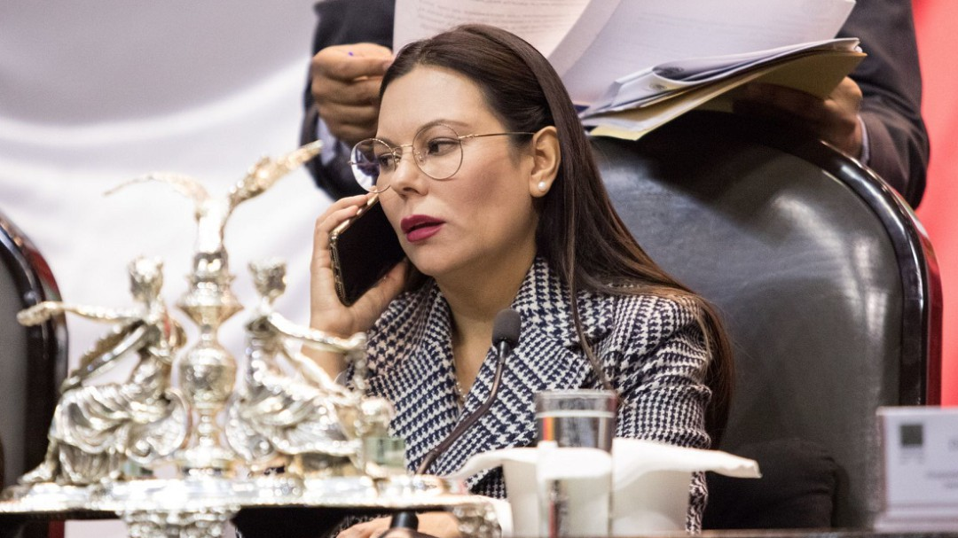 Consejeros INE y cannabis, a discusión en Cámara de Diputados: Laura Roja