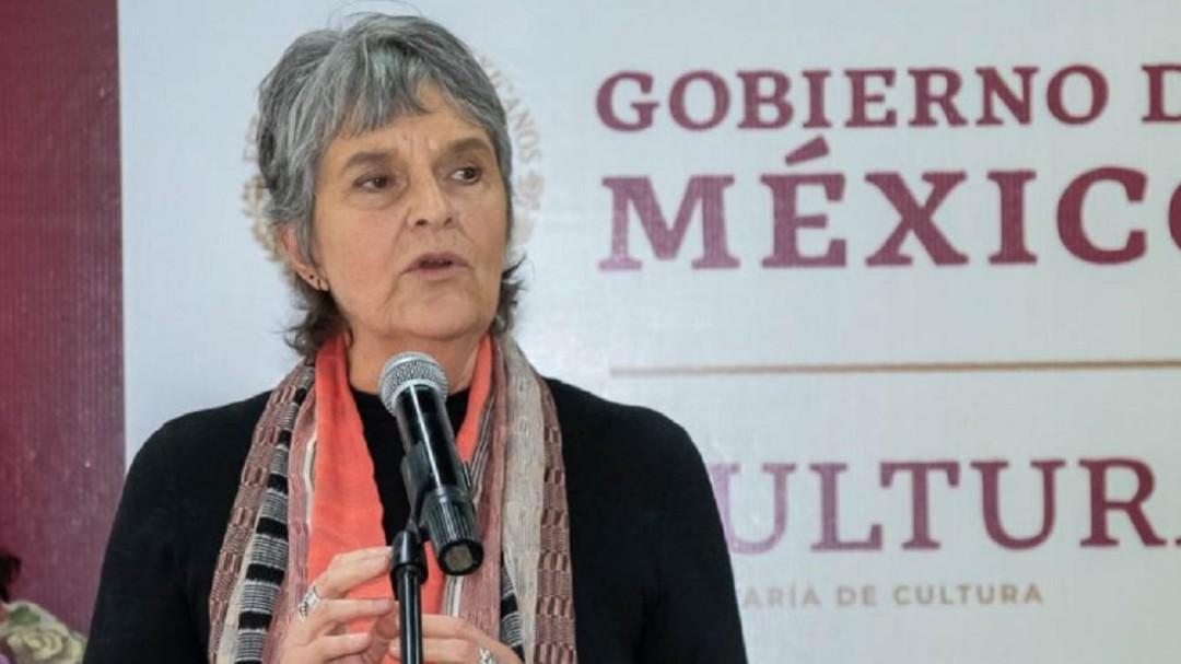Sorprende apoyo parcial de Batres a doblaje: María Novaro