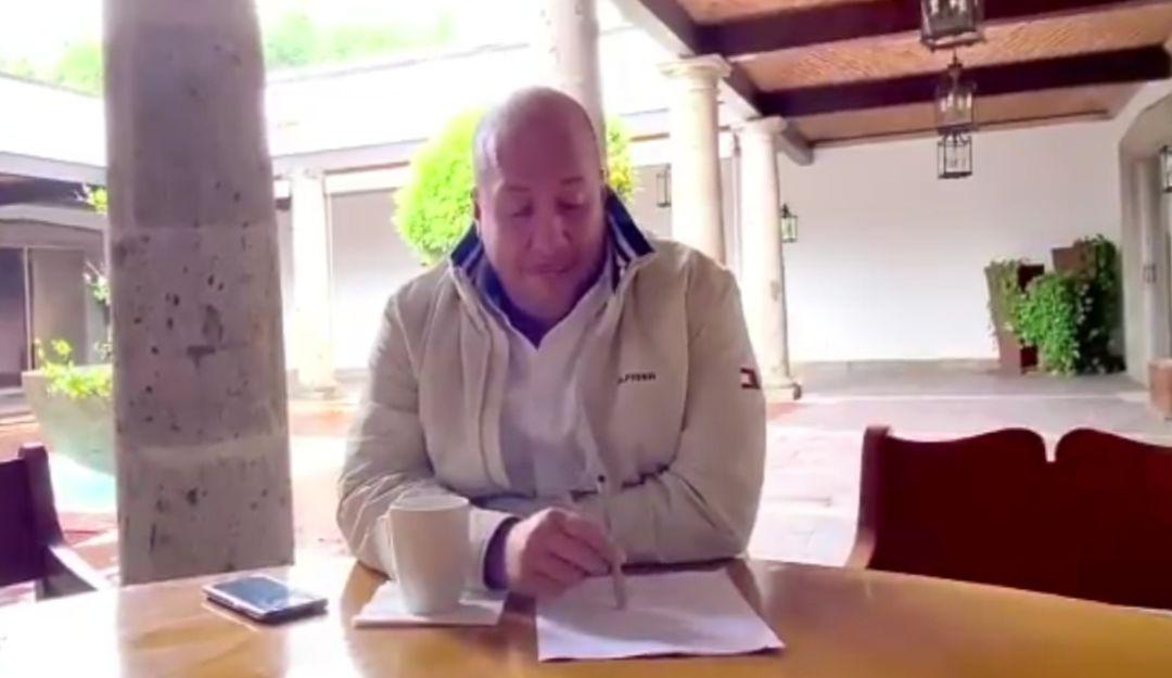 Responde Alfaro a macro-recomendación por contaminación en el Río Santiago