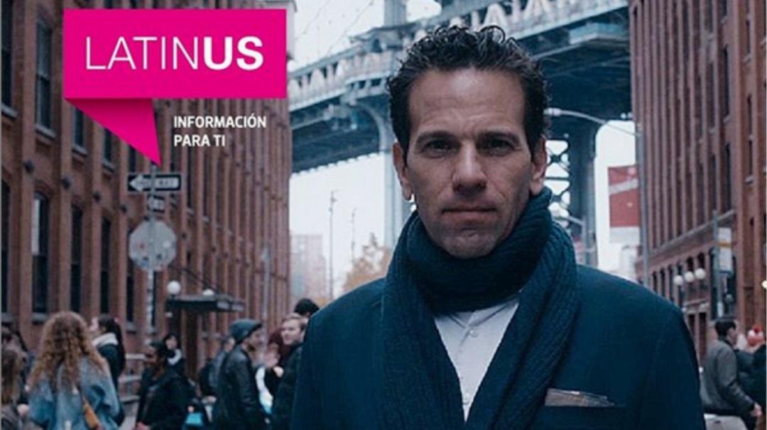 """Carlos Loret estrena """"LatinUS"""", nuevo proyecto digital en Estados Unidos"""
