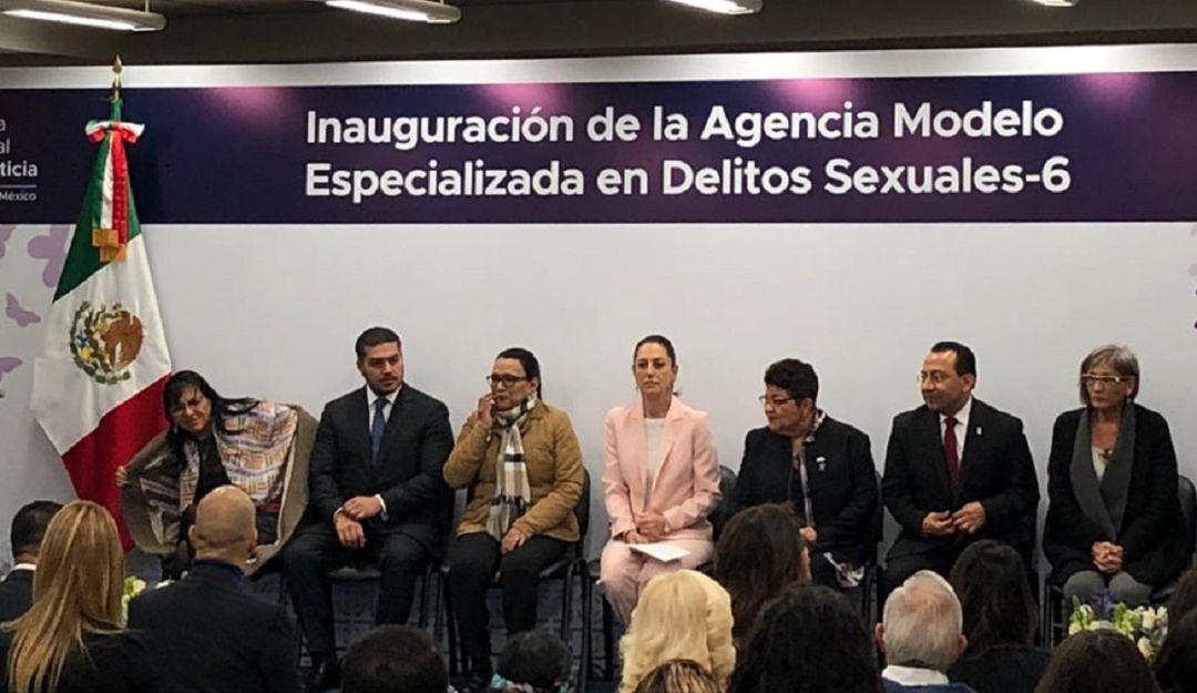 Nueva agencia contra delitos sexuales en la CDMX