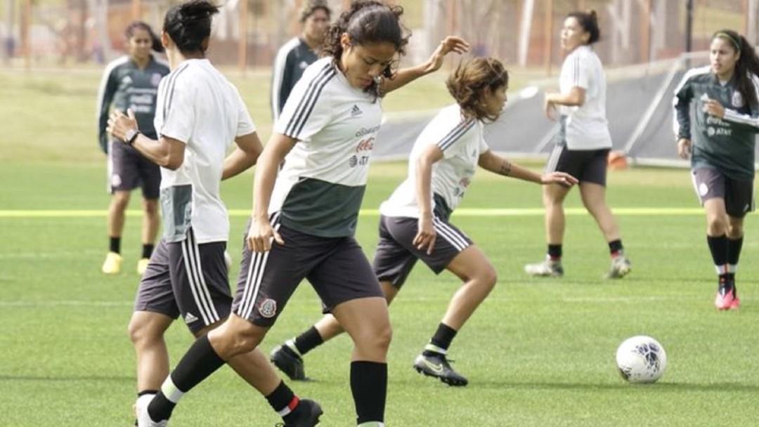 La Selección mexicana femenil busca su boleto a Tokio 2020